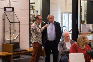 Henry Liebregts (VVD) legt uit wat een betaalmaatje doet