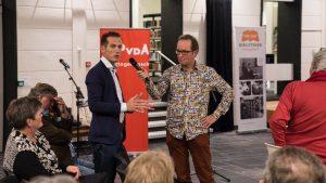 """Pieter Paul Slikker (PvdA Den Bosch): """"Dit onderwerp vraagt om een integrale aanpak."""""""