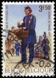 postbode belgie
